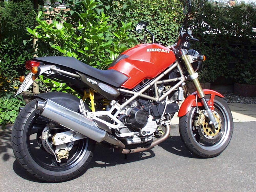 Silent Hektik Automotive Hard Software Ducati Supersport